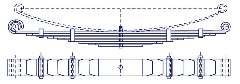 Muelles Multihoja