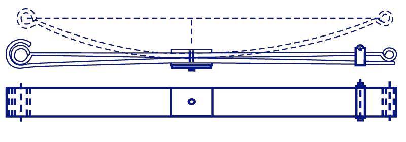 Muelles Parabolica